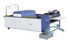 RHW-650J Manual UV Coating Machine