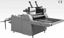 SFML Series Semi automatic Laminator(GM)