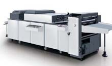 KP-1000/1200S Manual UV Coating Machine (TC)