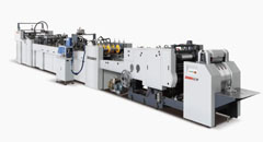 ZB1200CT-430 Sheet-feeding Paper Bag Making Machine