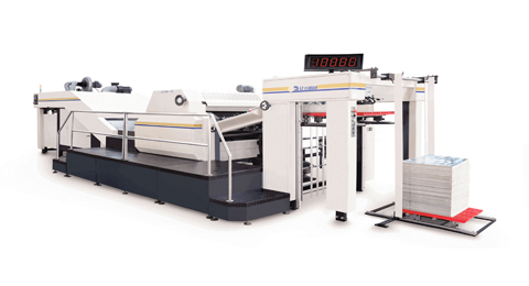 UST-105GS UV Coating Machine