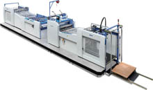 SW1050G/1200G Fully Automatic High Speed Laminator