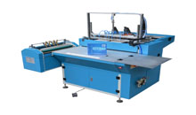 SCM500A Semi Auto Case Maker