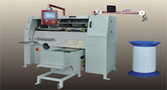 SSB420 Spiral Wire Forming and Binding Machine