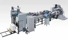 ZB700C-240 Sheet feeding Paper Bag Making Machine