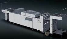 KP-1000/1200J Automatic UV Coating Machine (TC)