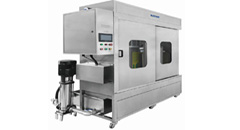 TC1300TX Automatic Decoating & Developing machine