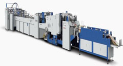 ZB1200CS-430 Sheet-feeding Paper Bag Making Machine