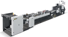 KL-220/700 Full Automatic Paper Bag Machine