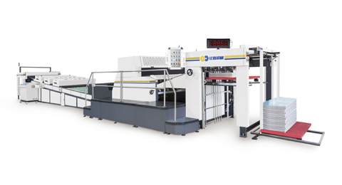 UST-145GW UV Coating Machine