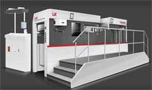 LK106MT Automatic Foil Stamping and Die Cutting Machine