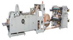 LMD-YT Automatic High Speed Paper Bag Machine