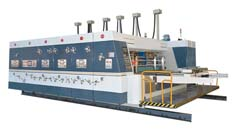 Autmatic Flexo Printing Slotting Die-Cutting Machine