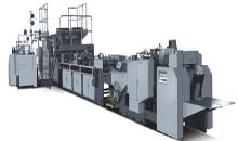 ZB 1080S-380 Auto Paper Bag Making Machine