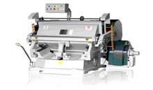 ML series Die cutting and creasing machine