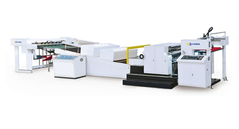 HS-104 UV Coating Machine
