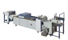 RHW-650J Automatic UV Coating Machine (TC)