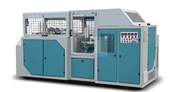 X16 Paper Cup Forming Machine